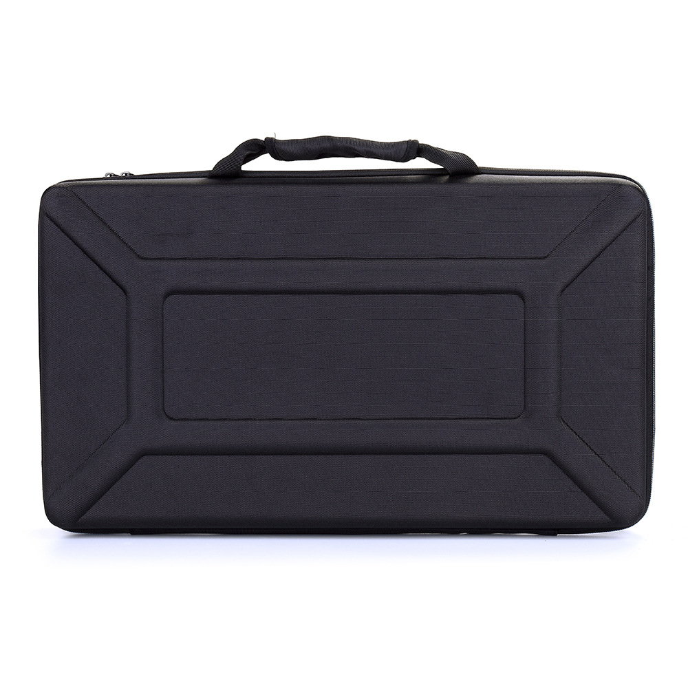 Padded Foam Newest Eva Hard Carry Case For Numark Party Mix Starter Dj Controller Built In Travel Handle Hard Shell Exterior
