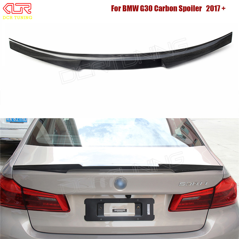 m performance for bmw 5 series g30 spoiler 530i 540i. Black Bedroom Furniture Sets. Home Design Ideas
