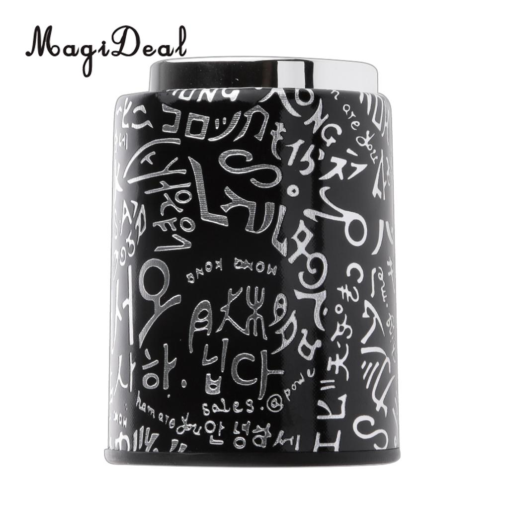 MagiDeal Exquisite Fashion Dice Cup Shaker #25 for Family Party Club Ktv Bar Pub Dice Game Supply & Pen Pencil Container Acce