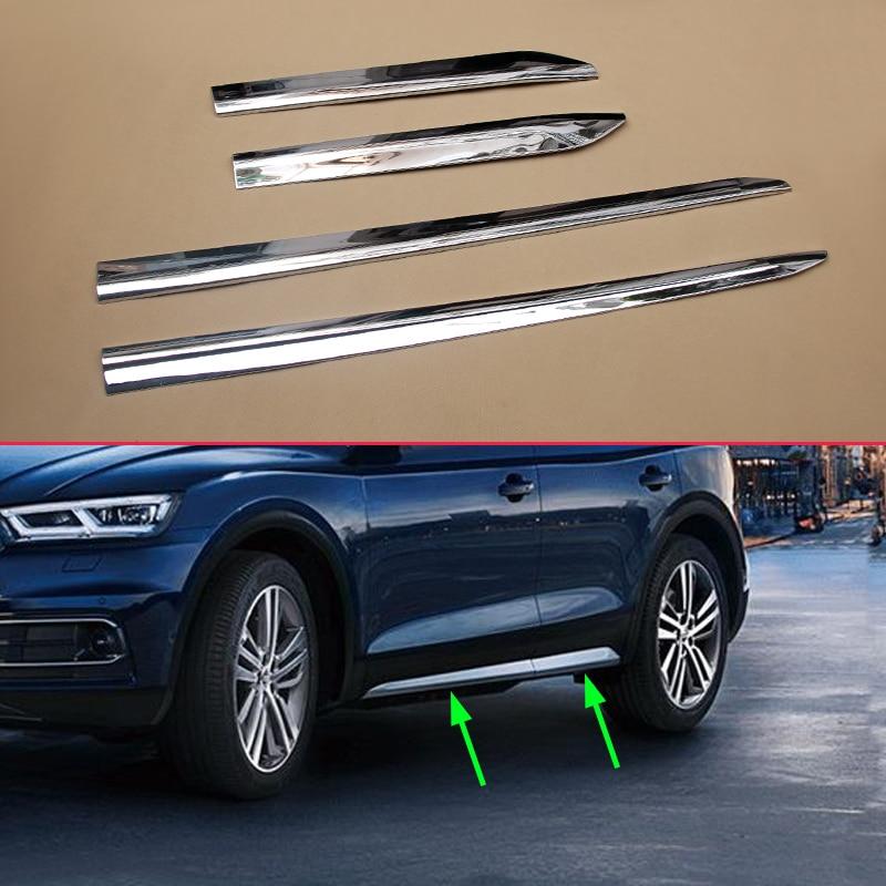 Bright Chrome Set For Audi Q5 (FY) 2017 2018 2019 Door