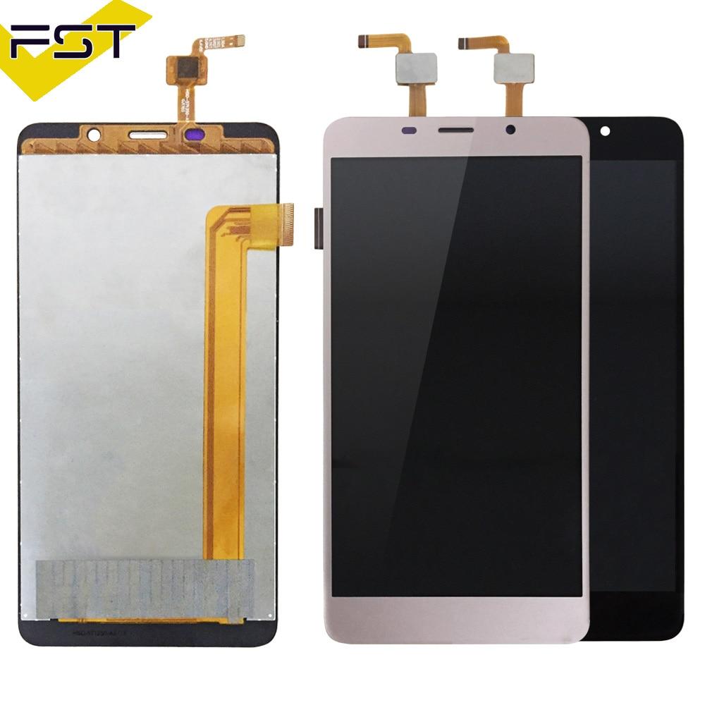 Getestet Für Leagoo M8 LCD Display + Touchscreen Digitizer Reparatur teile für Leagoo M8 Pro Lcd-bildschirm Glas Panel Sensor + werkzeuge
