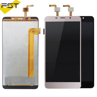 Tested Well For Leagoo M8 LCD Display+Touch Screen Digitizer Repair Parts for Leagoo M8 Pro LCD Screen Glass Panel Sensor+ Tools