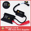 1 PCS Car Xenon Substituição de Lastro AC Fino ESCONDEU 35 W Xenon eletrônica Digital Conversão Lastro Kit Para H1 H3 H4-1 H7 H11 H13