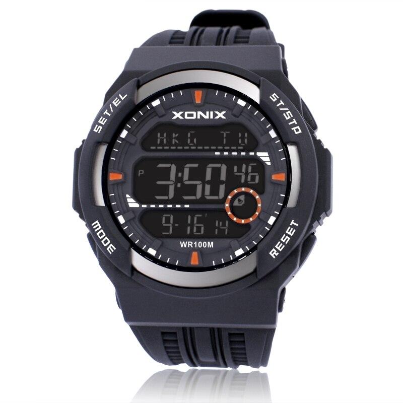 top luxe merk herenhorloges, Noctilucent multifunctionele mode sport - Herenhorloges