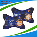 Inter Milan Football Fan Car Headrest Neck Pillow Seat Support Auto Safety Gift Icardi Biabiany Mancini for Audi Kia Ford Toyota