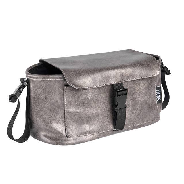 Pflege Ändern Tasche für Mutter Wasserdichte Windel Taschen für Kinderwagen Kupfer Rote Abdeckung Mode Tragbare Organizer Mutterschaft Taschen