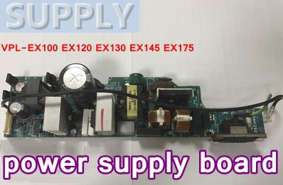 projector accessories mains power supply board for SONY VPL EX100 EX120 EX130 EX145 EX175