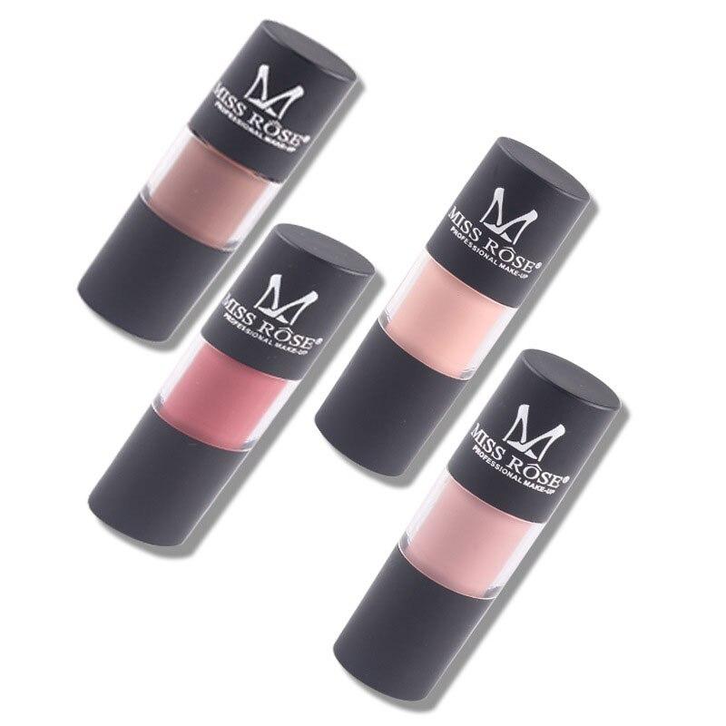 Matte Lipstick Lips Gloss Waterproof Moisturizer Liquid Lipstick Nutritious Easy To Makeup Matt Lip Gloss Lipstick