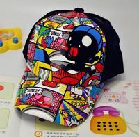 Wholesale Children Fashion Unisex Classic Trucker Baseball Mesh Cap Snapback Hat Vintage Boys Girls Gorras Hip