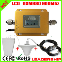 Cover 200m2 LCD Display GSM980 900Mhz 2G 3G Mobile Phone Cell Phone Signal Booster Repeater Amplifier
