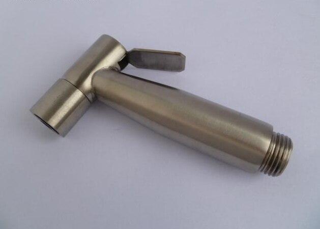Free Shipping Stainless Steel Shattaf Bidet Shower Head Bathroom