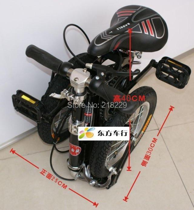 29/à Singapour Japon asiatique gratuit!! 12 ''pouces mini vélo pliant/vélo pliant le cadeau spécial/diverses couleurs/vélo portable