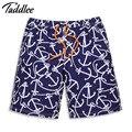 Taddlee marca hombres playa pantalones cortos de secado rápido bermudas para hombre casual cargces de trajes de baño trajes de baño hombre boxeadores trunks bottoms activas