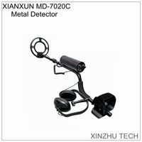 TIANXUN MD 7020CMetal Detector Newest Full Waterproof Metal Detector Professional Underwater Gold Detector Treasure Hunter