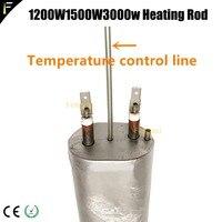 Fog Smoke Machine Heating Rod Heater 400W 900W 1200W 1500W 3000w Water Fog Smoking Machine Heater Spare Part Heating Core Pipe