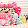 Cartoon Printing DIY Fabric Ultra Soft 1 Meter Flannel Fabric For Blanket Garment Pajamas Toy