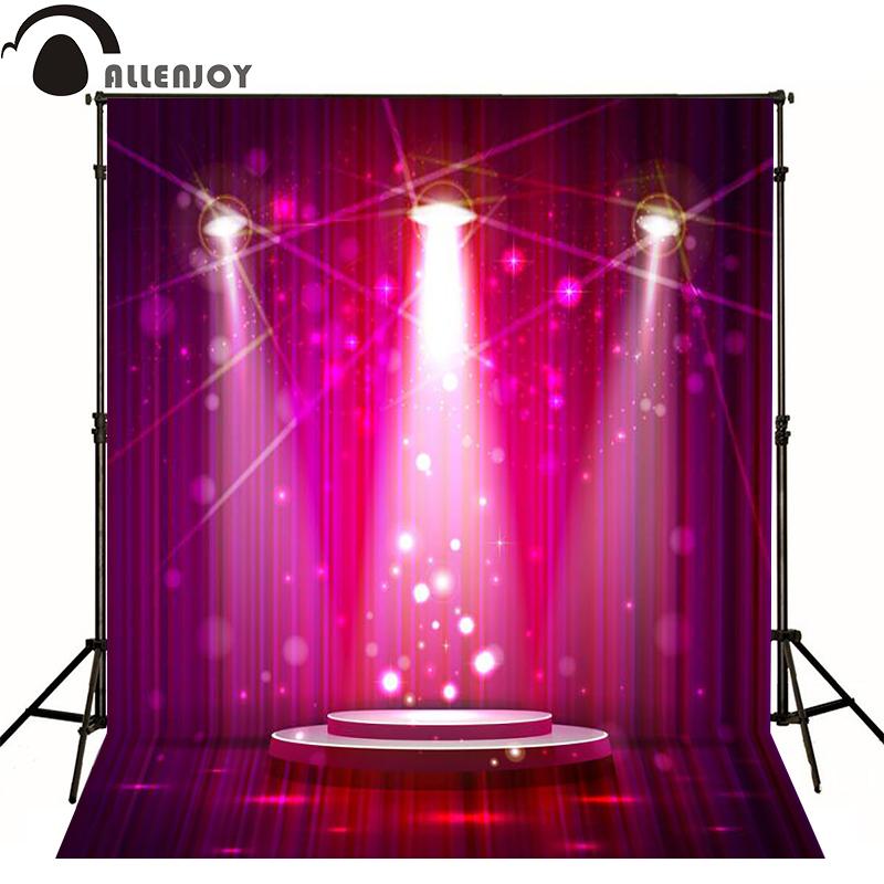 allenjoy etapa brillante rayas rojas de fondo fotogrfico fotografa fantasy profesional tela de vinilo de alta