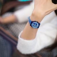 Swatch watch ladies watch color code series new quartz watch men's watch GN237