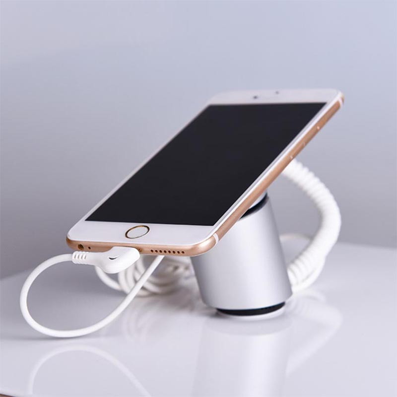 10xMobile phone security stand tablet display holder cellphone burglar alarm ipad retail anti theft mount iphone protect device