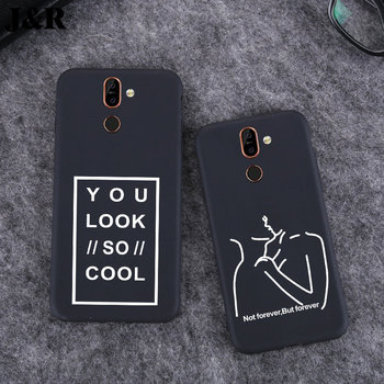 Fashion Pattern Silicone Case for Nokia 7 Plus 1 2 3 5 6 8 9 Phone Case for Nokia 6 2018 Nokia 6.1 2.1 3.1 5.1 Plus Back Cover nokia 8 new 2018