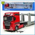 Mr. Froger Modelo de Camión de Transporte de aleación modelo de coche de metal Refinado Refinado metal Decoración de vehículos de Construcción de camiones de Ingeniería