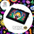 Wacom Cintiq Pro DTH-1320 Creative Pen Display Drawing Tablet Monitor 8192 Pressure Level DHL / EMS Free Shipping