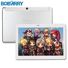 Bobarry T117 3 г android ПК таблетки Tab Pad 10 дюймов IPS Экран МТК Quad Core 2 ГБ Оперативная память 32 ГБ Встроенная память Dual SIM карты WI-FI GPS 10 «Phablet