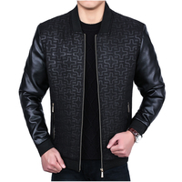 Windbreaker Clothes Mens Jackets and Coats Streetwear Leather Jacket Plus Size Winter Jacket Luxury Brand Clothing for Men Coat