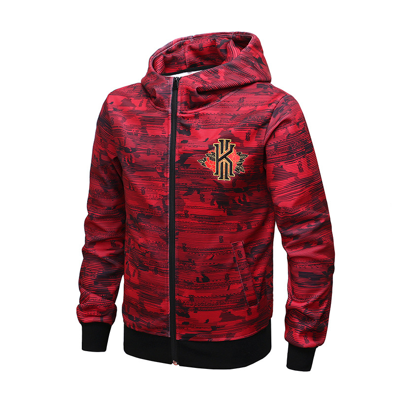 New Large Size Loose 5XL Mens Outdoor Sports Basketball Hoodies KI Logo Embroidery Breathable Anti-pilling Leisure Mens WearsNew Large Size Loose 5XL Mens Outdoor Sports Basketball Hoodies KI Logo Embroidery Breathable Anti-pilling Leisure Mens Wears