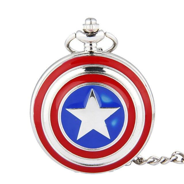 Homecing 4 Deadpool Marvel Os Vingadores Capitão América Superman Spiderman Relógio De Bolso Brinquedos Action Figure Chaveiro para As Crianças
