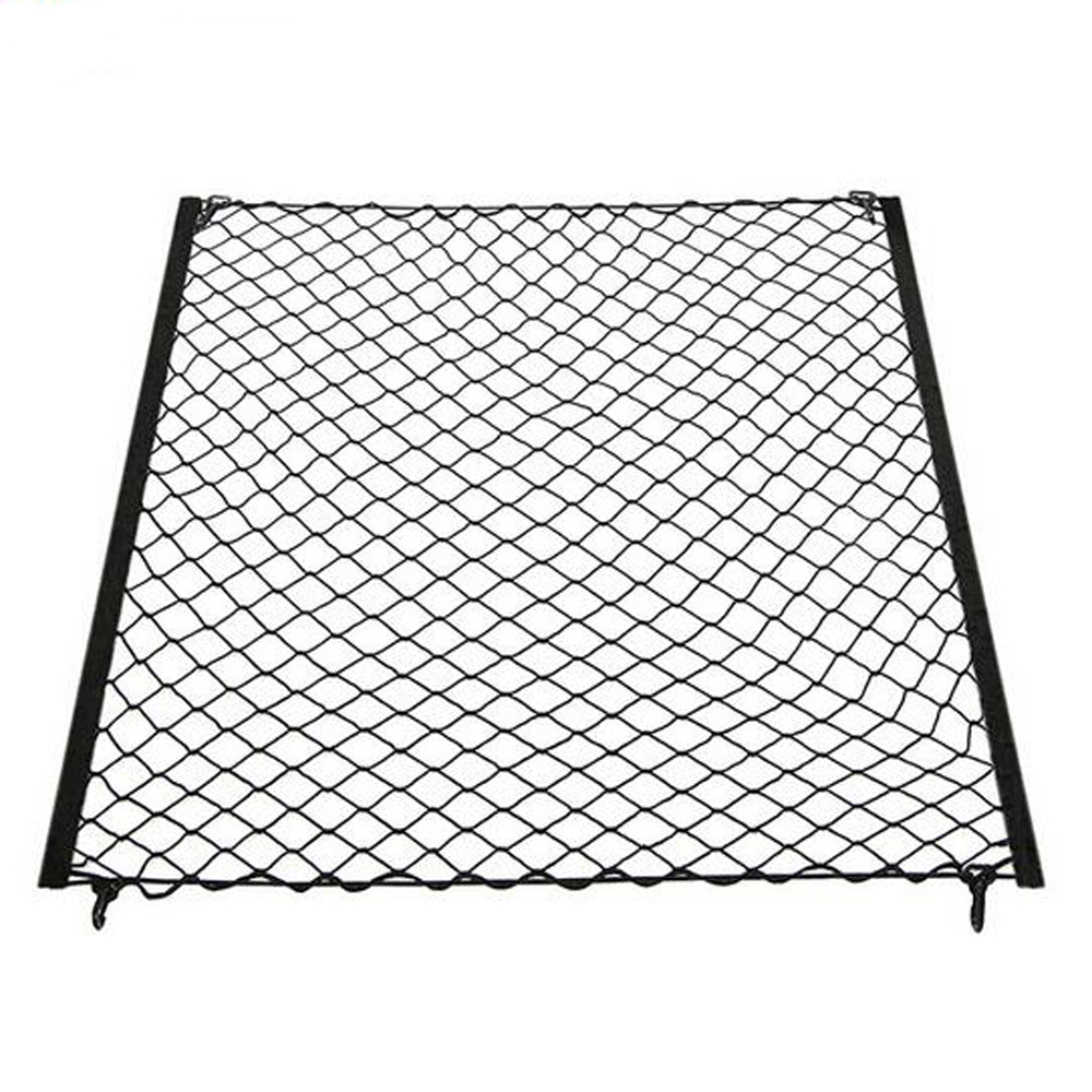 4 HooK Car Trunk Cargo Mesh Net Luggage For Skoda octavia