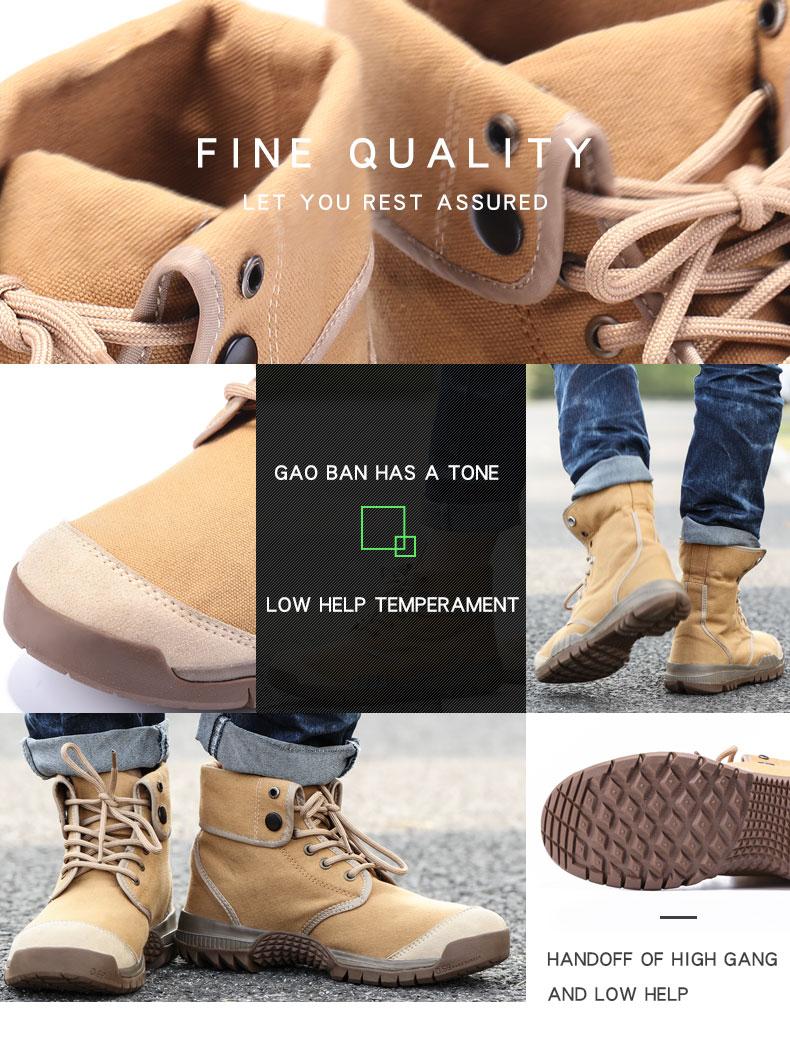 4ec406d3731 HOT SALE] CQB.FURY Summer Mens Tactical Desert Boots Sand Ankle ...