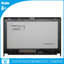 Touch Panel For S415 1366×768 LVDS B140XTT01.0 Laptop Touch Screen Assembly Digitizer With Bezel 18201042