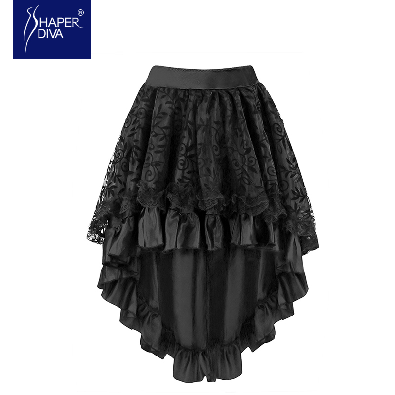 Польза от юбки