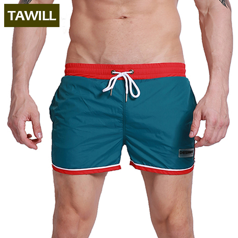 TAWILL Brand Mens Active Beach Board Shorts Trunks Cargo Workout Jogger Boxers Sweatpants Fitness Casual Short Bottoms G302