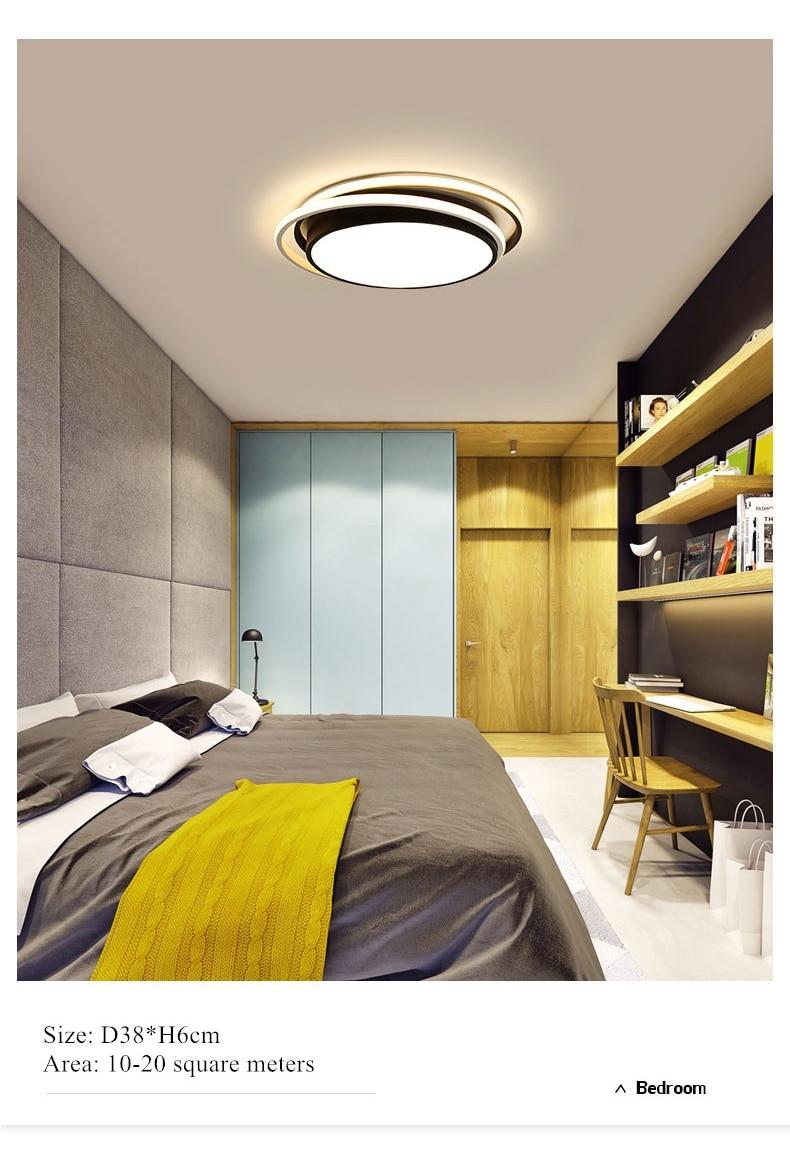 modern led chandelier ceiling lamp 6
