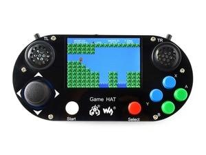 Image 3 - Waveshare Video Game Console Development Kit G Raspberry Pi 3 Model B+ Micro 16GB SD Card Supports Recalbox/Retropie