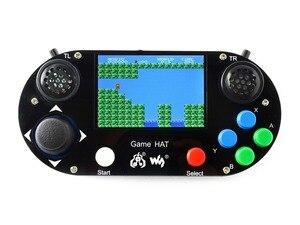 Image 3 - Waveshare Video Spiel Konsole Entwicklung Kit G Raspberry Pi 3 Modell B + Micro 16GB Sd karte Unterstützt Recalbox /Retropie