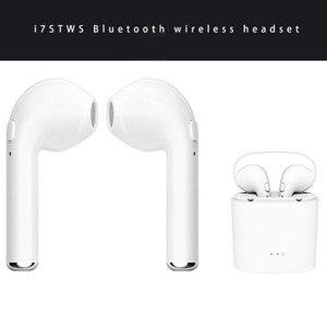 2018 I7 Sports Bluetooth heads
