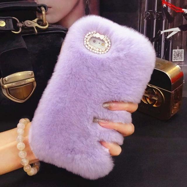 furry phone case iphone 8 plus