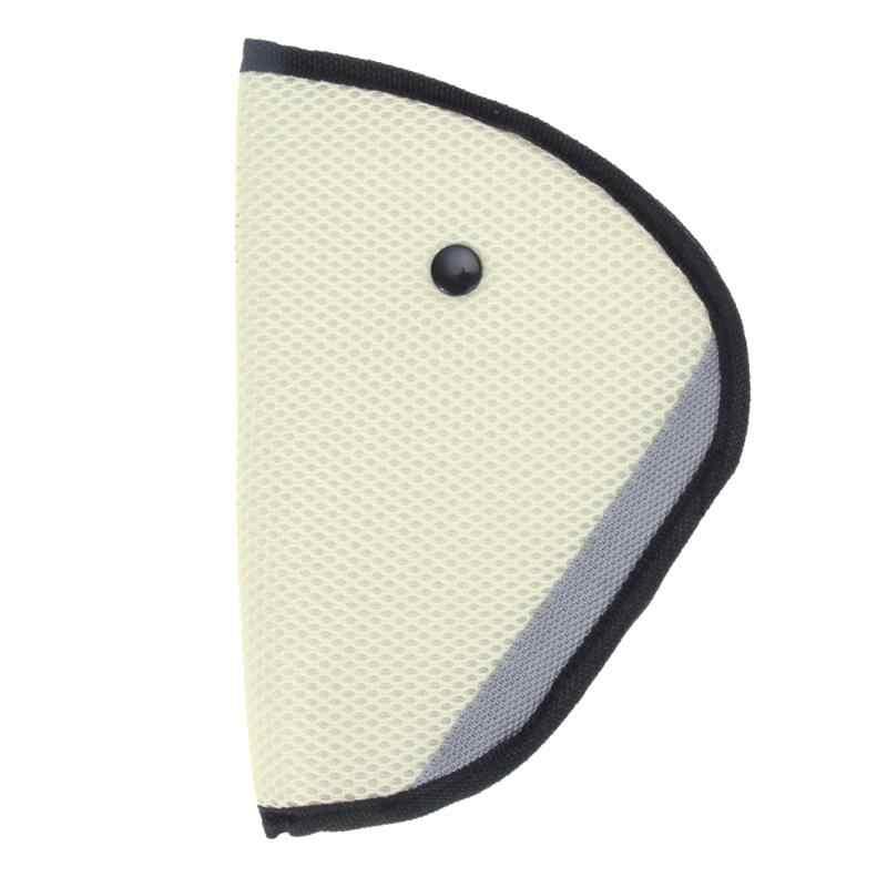 Triângulo seguro bebê criança ajuste do carro cinto de segurança dispositivo ajustador cinto de segurança automóvel alça de ombro arnês capa criança pescoço proteger positioner