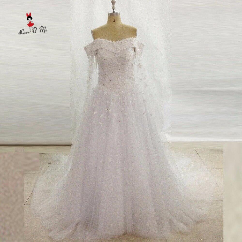 Vintage Boho Wedding Dress 2017 Vestido De Noiva Princesa