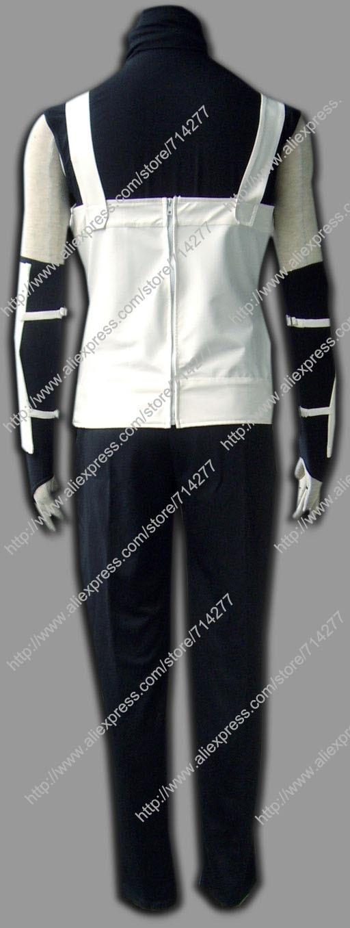 Free shipping Custom cheap Kakashi Cosplay (Anbu Costume) from Naruto Shippuden Anime clothing Christmas
