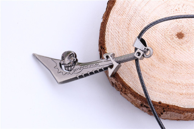 Warcraft Game Kito knife Pendant Necklace