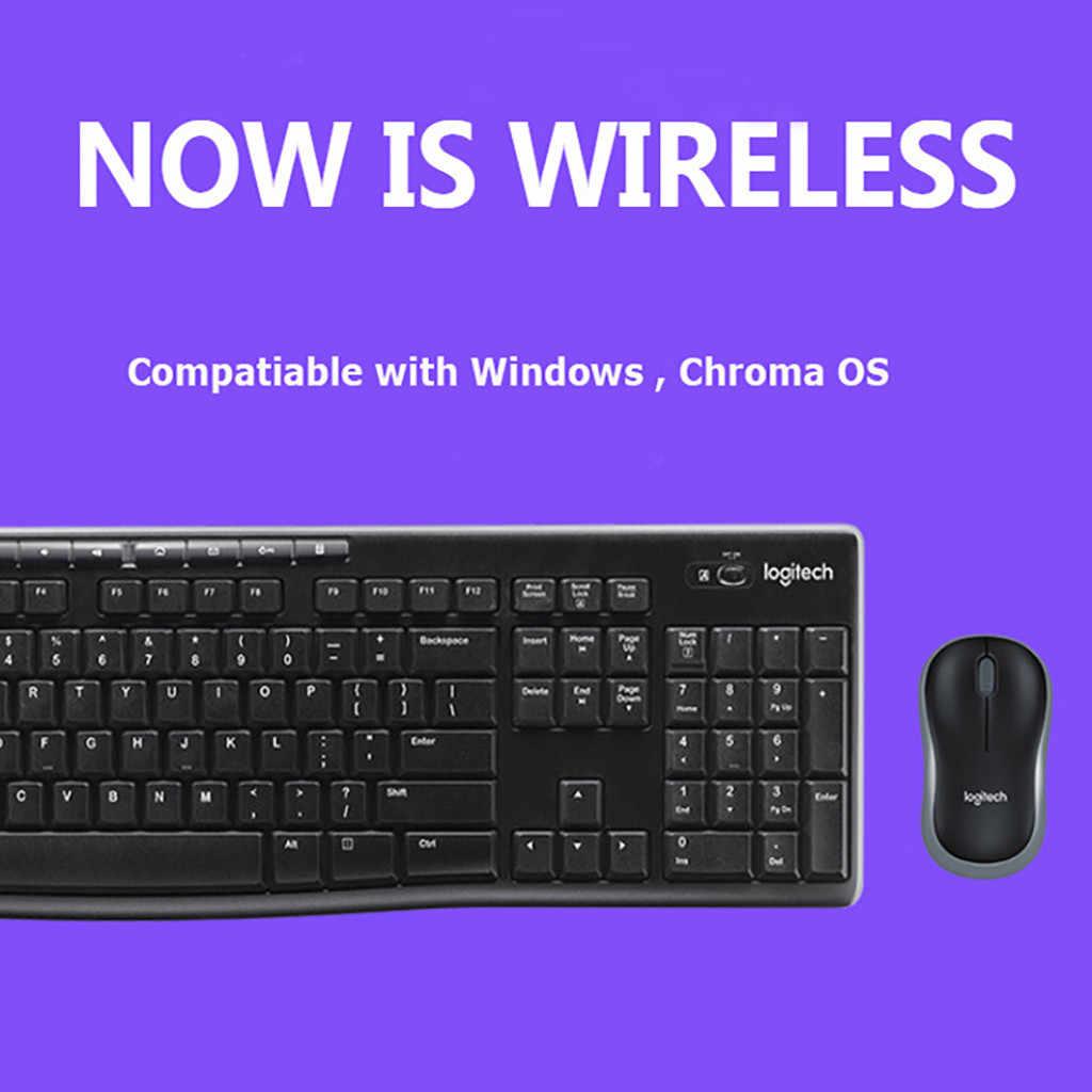 100% оригинальная Беспроводная клавиатура для ноутбука, мышь/мышь M185 2,4G, G,