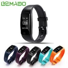 Lemado Smart Band GPS движение расстояние калорий Фитнес трекер калорий браслет сна шагомер сердечного ритма Мониторы браслет