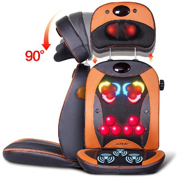 Tapping Massage Cushion 3D New Massager Whole Body Massage Chair Mat For Sale 240337 ergonomic chair quality pu wheel household office chair computer chair 3d thick cushion high breathable mesh