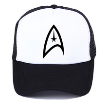 3a40b17a67be0 Star Trek Adult Baseball Cap Snapback Hats Hip Hop summer Hat Unisexe Men  Women Sports Shade
