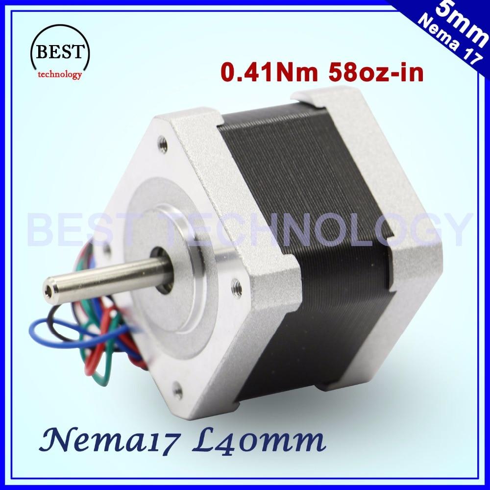 Buy Cheap Discount Free shipping! NEMA17 stepper motor