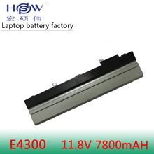 7800mAh Laptop Battery For dell Latitude E4300 E4310 0FX8X 312-0822 312-0823 312-9955 451-10636 451-10638 451-11459
